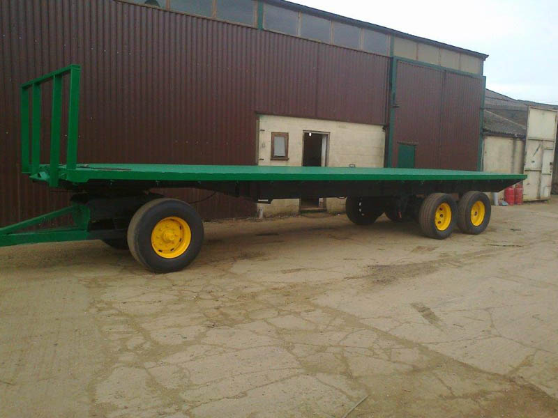 AA351 flatbed trailer