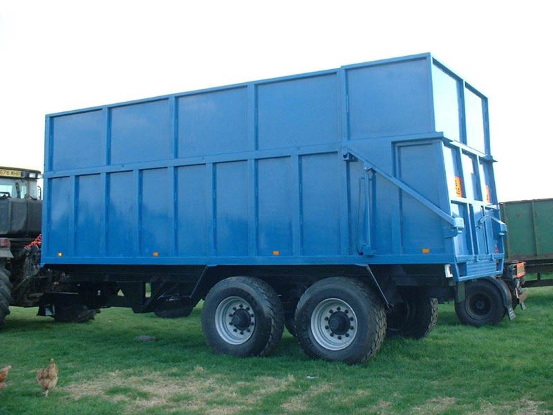 Bonfords Tippers Trailers
