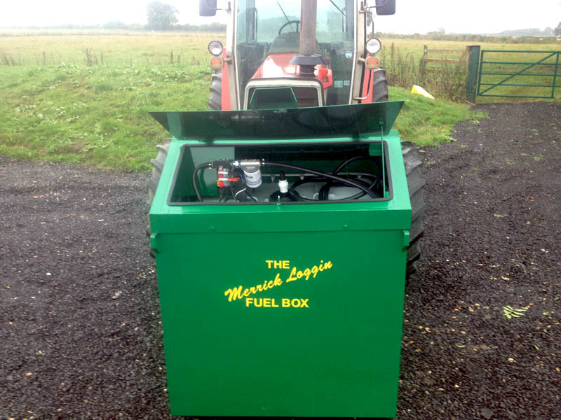 Mobile Fuel Box