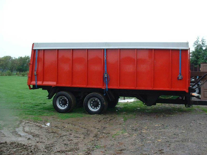 Harper 18 tonne side